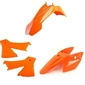 Acerbis ktm zestaw plastików sx 65; 04 - 08