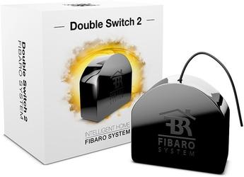 Fibaro double switch 2 podwójny włącznik elektryczny - szybka dostawa lub możliwość odbioru w 39 miastach