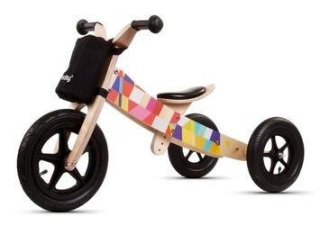 Sun baby twist mosaic rowerek biegowy 3 koła + prezent 3d