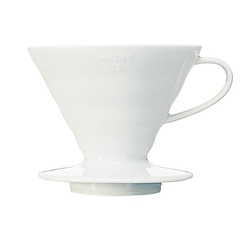 Drip ceramiczny V60-02 biały Hario