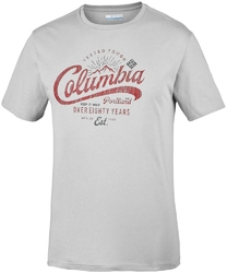 T-shirt męski columbia leathan trail em0729039