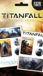 Titanfall - tatuaże