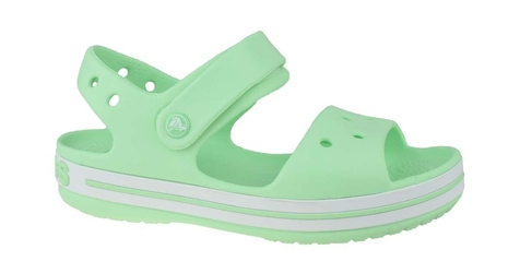 Crocs crocband sandal kids 12856-3ti 2324 zielony