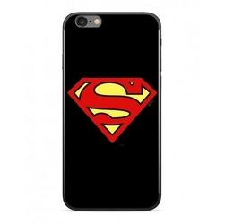 ERT Etui DC Comics Superman 002 Samsung A105 A10 czarny WPCSMAN494