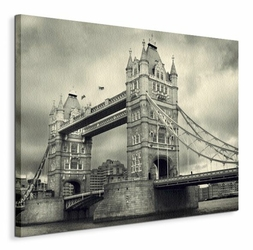 Tower Bridge - Obraz na płótnie