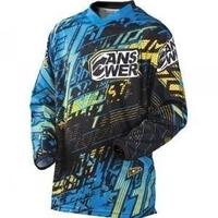 Answer koszulka off-road ion blue