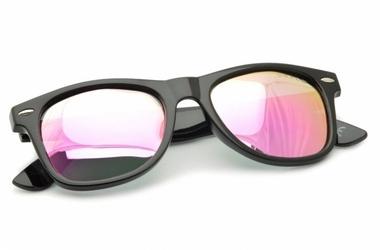 Okulary przeciwsłoneczne polaryzacyjne nerdy lustrzanki drs-62c10