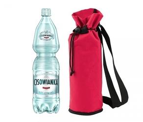 Torba termiczna na butelkę iglo bottle czerwony