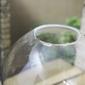 Wazon szklany kula h - 11.5 cm