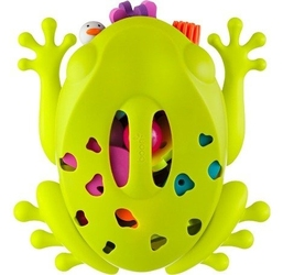 Boon mały organizer do zabawek po kąpieli - żaba