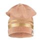 Elodie details - czapka zimowa - gilded faded rose 6-12m