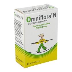 Omniflora n probiotyk, kapsułki