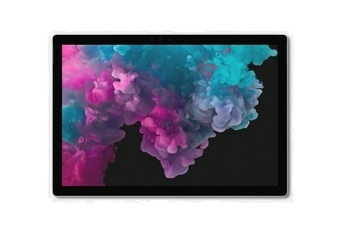 Microsoft Surface Pro 6 Platinium 128GBi5-8350U8GB12.3 Commercial LPZ-00004