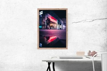 Relax - plakat premium wymiar do wyboru: 20x30 cm