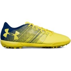 Buty piłkarskie męskie ua spotlight tf - żółty