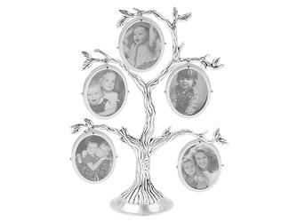 Posrebrzane Drzewko na Zdjęcia Prezent