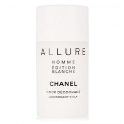 Chanel allure homme edition blanche perfumy męskie - dezodorant w sztyfcie 75ml