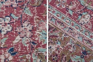 Dywan orient design czerwony 160x240 cm