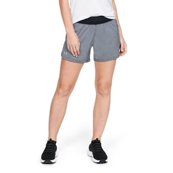 Spodenki krótkie damskie under armour launch sw go long short