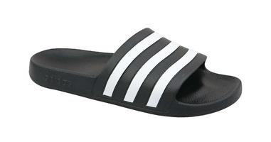 Adidas adilette aqua f35543 44.5 czarny