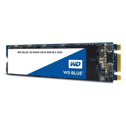 Część western digital blue ssd 1tb sata m.2 2280 wds100t2b0b