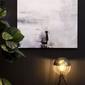Obraz uschi schnitt :: edycja limitowana purple canvas
