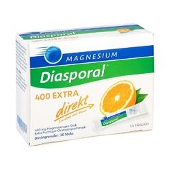 Magnesium diasporal 400 extra direkt saszetki