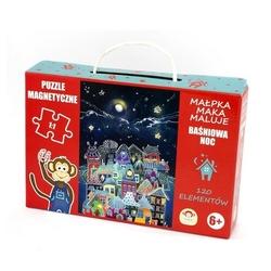 Puzzle magnetyczne maka kids - baśniowa noc w walizeczce
