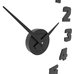 Zegar ścienny raffaello mały calleadesign oliwkowo-zielony 10-307-54