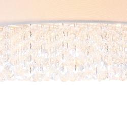 Lampa wisząca z kryształkami manfred maytoni modern mod600pl-10w