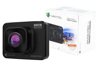 Wideorejestrator kamera samochodowa navitel ar200 pro 2 fhd