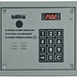 Laskomex cp-2503r srebrny panel audio z czytnikiem kluczy rfid - szybka dostawa lub możliwość odbioru w 39 miastach