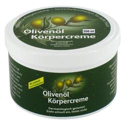Olivenoel koerpercreme