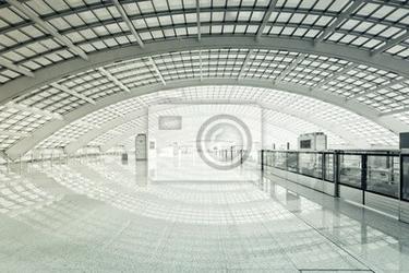 Fototapeta nowoczesna hala
