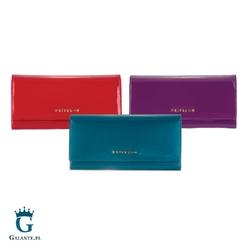Duży portfel damski peterson bc467