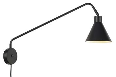 Its about romi lampa ścienna lyonwb, czarna lyonwb