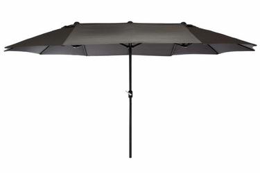 Parasol ogrodowy xxl antracyt 4,5 m