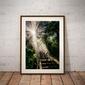 God light - plakat premium wymiar do wyboru: 30x40 cm