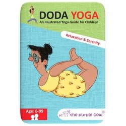 Karty doda yoga the purple cow - relaks i spokój wer. ang