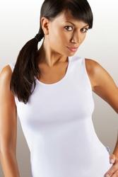 Emili Sara biały koszulka