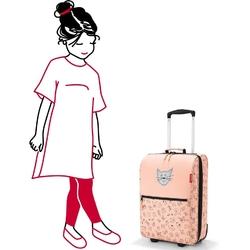 Torba podróżna na kółkach dla dzieci reisenthel trolley xs różowa ril3064