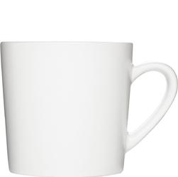 Biały kubek do kawy z uchem Aroma Sagaform SF-5016142
