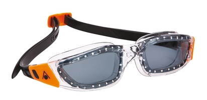 Aquasphere okulary kameleon ciemne szkła ep132119 transparent-orange