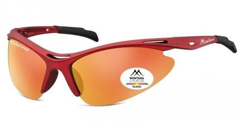 Sportowe okulary z polaryzacją montana sp301a lustrzanki