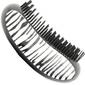 Fox detangling  szczotka do włosów plączących się wzór zebra