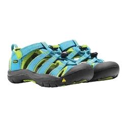 Sandały dziecięce keen newport h2 - niebieski