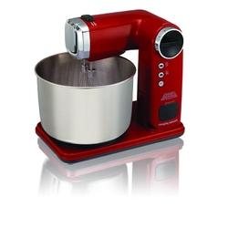 Morphy richards - składany mixer total control - czerwony
