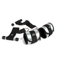 Sexshop - 50 twarzy greya -  zestaw linek i kajdanek handcuff restraint set - online