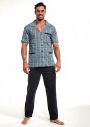 Cornette 31836 rozpinana piżama męska