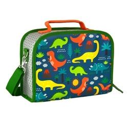 Lunchbox ekologiczny petit collage - dinozaur  3+